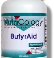 ButyrAid - 100 tablets