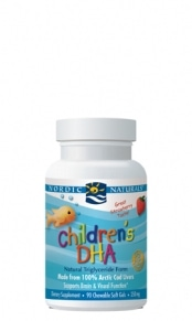Children's DHA - Strawberry - 90 capsules