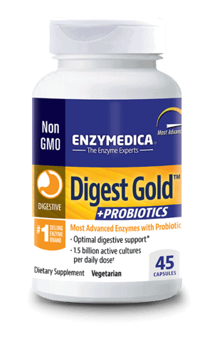 Digest Gold - Plus Probiotics - 90 capsules