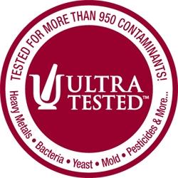 KIRKMAN LABS ULTRA TESTED