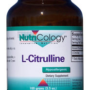 L-Citrulline Powder - 100 grams (3.5oz)