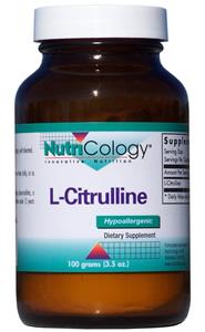 L-Citrulline Powder - 100 grams (3.5oz)