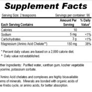 LiquiMag - 16oz - INGREDIENTS