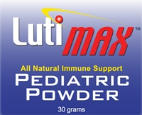 LutiMax Pediatric Powder - 30 grams