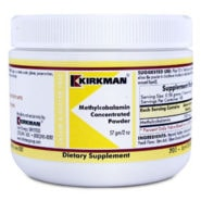 Methylcobalamin Concentrated Powder - 2oz