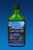 Norwegian Cod Liver Oil 16.8 fl oz (500 ml) - Unflavored