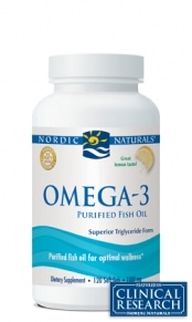 Omega-3 Formula (Lemon) - 120 capsules