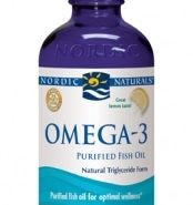 Omega-3 (Lemon) - 8oz liquid