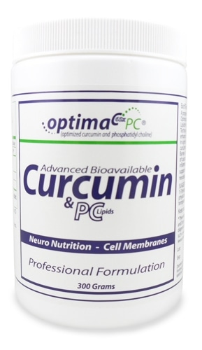 Optima Curcumin & PC - 300 grams