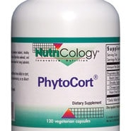 Phytocort - 120 Veggie Capsules