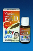 Super Daily D3 for Baby - 400 IU - 11ml