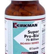Super Pro-Bio™ 75 Billion - Bio-Max Series - Hypoallergenic - 60 capsules