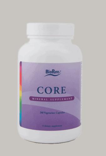 The Core - 240 Veggie Capsules