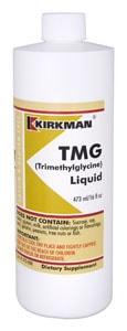TMG (Trimethylglycine) Liquid - 16 oz