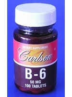 Vitamin B6 (50mg) - 100 tablets