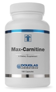 MAX-CARNITINE (500 MG) - 100 capsules
