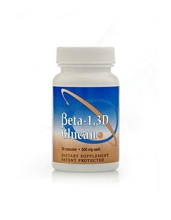 Beta 1,3 D Glucan - 30 capsules