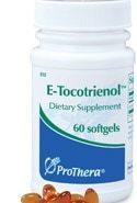 E-Tocotrienol - 60 softgels