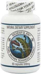 MODIFILAN - PURE BROWN SEAWEED EXTRACT (500mg) - 90 capsules