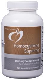 Homocysteine Supreme - 120 capsules