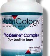 PhosSerine Complex - 90 soft gels