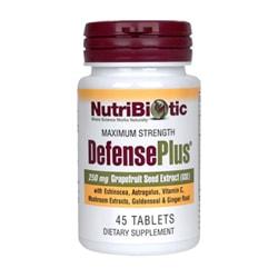 DefensePlus (250mg) Grapefruit Seed Extract - 90 capsules
