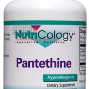 Pantethine - 60 capsules