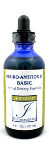 Neuro-Antitox II Basic - (4 fl. oz. bottle)