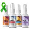 Ultimate Lyme Support 2oz System (ACS 200, ACZ Nano, ACG Glutathione, ACN Neuro), 4 bottle set