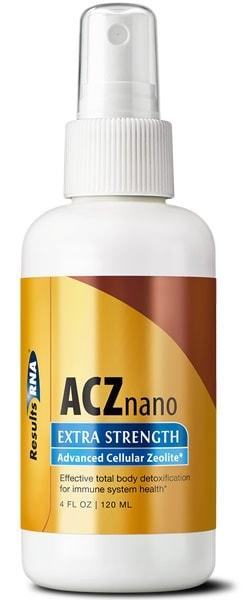 ACZ Nano Zeolite Extra Strength - 2oz spray