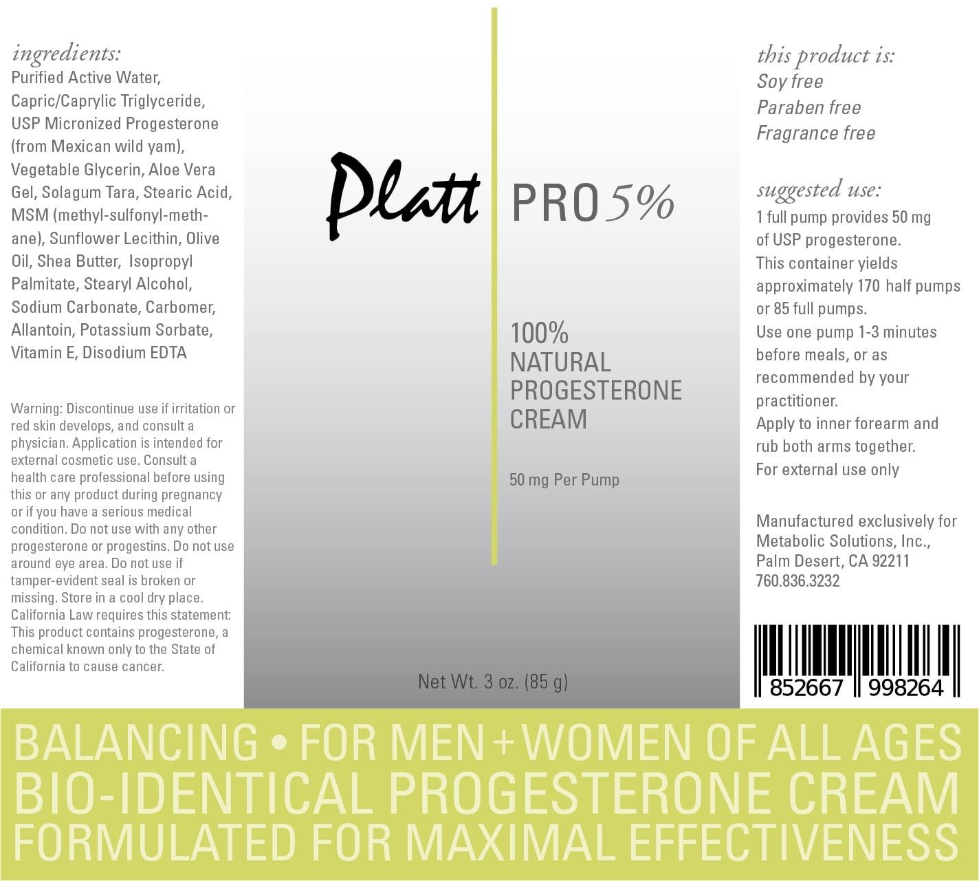 Platt Pro