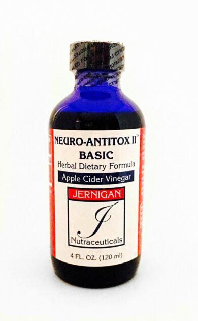 Neuro-Antitox II Basic with Apple Cider Vinegar - (2 fl. oz. bottle)
