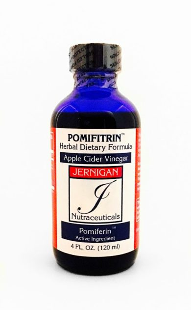 Pomifitrin with Apple Cider Vinegar - (4 fl. oz. bottle)
