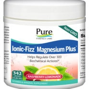 Ionic Fizz Magnesium Plus (Rasperry/Lemonade) - 342 grams