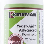 Yeast-Aid™ Advanced Formula - 200 capsules