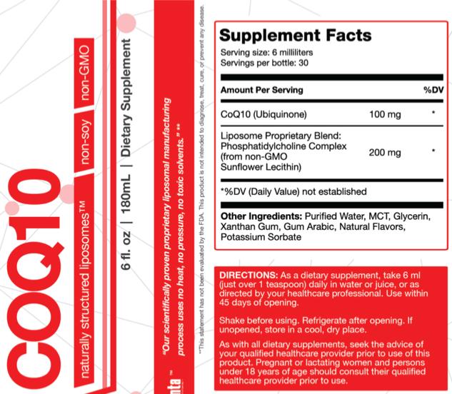 Lipo-CoQ10