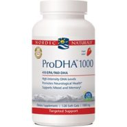 ProDHA 1000 Strawberry 120 soft gels